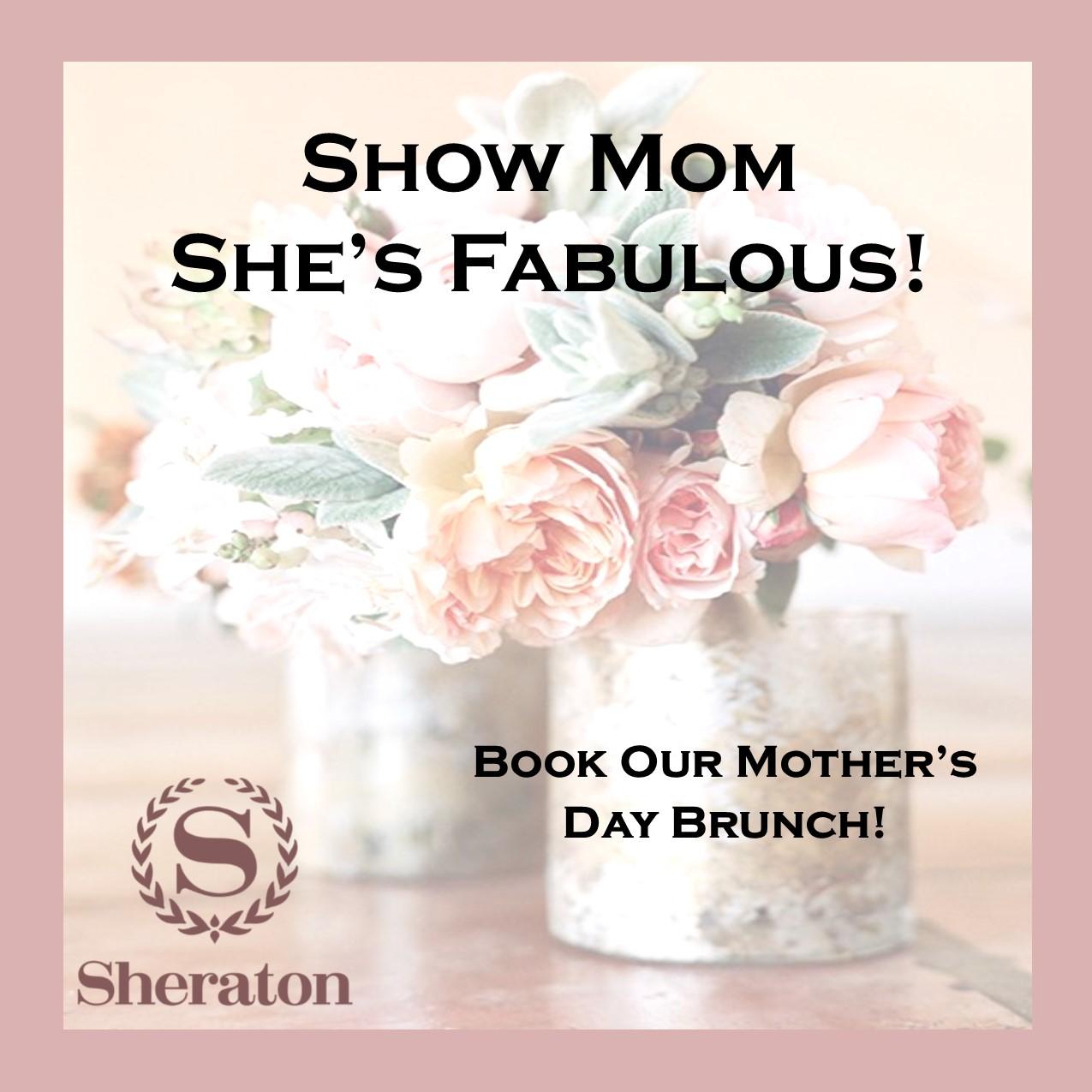 Mother\'s Day Flyer - Sheraton Albuquerque UptownSheraton Albuquerque ...